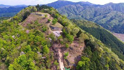 続日本100名城から学ぶ山城の構造と面白さ