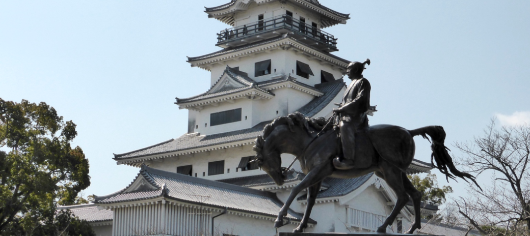 日本100名城スタンプラリーのすすめ