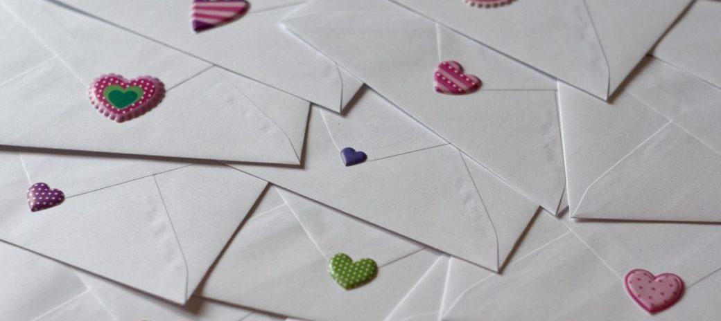 日本で最初のラブレター