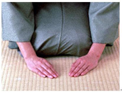 5.所作の基本は姿勢と呼吸