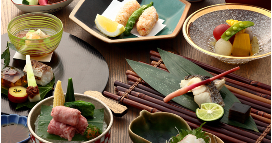 2.西洋料理と日本料理の違い