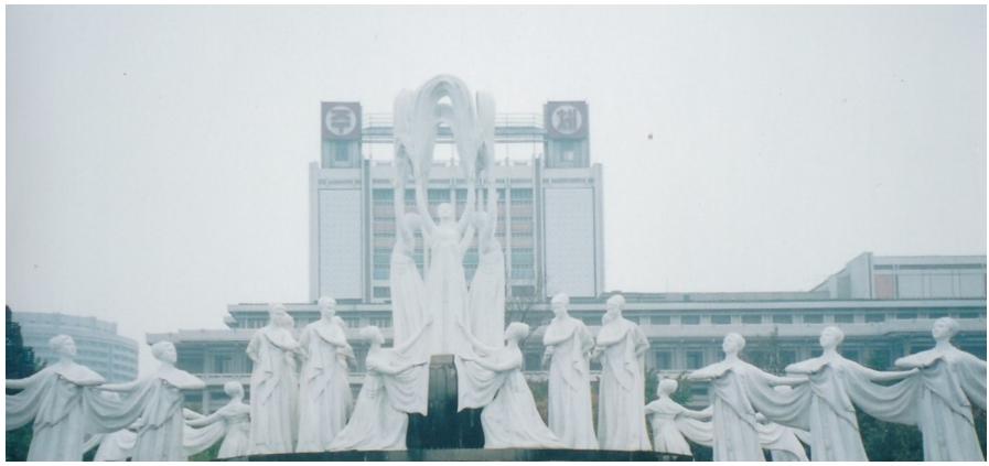 世界の活動で得た人生哲学と奇跡のセオリー「古朝鮮から現代へ」その3