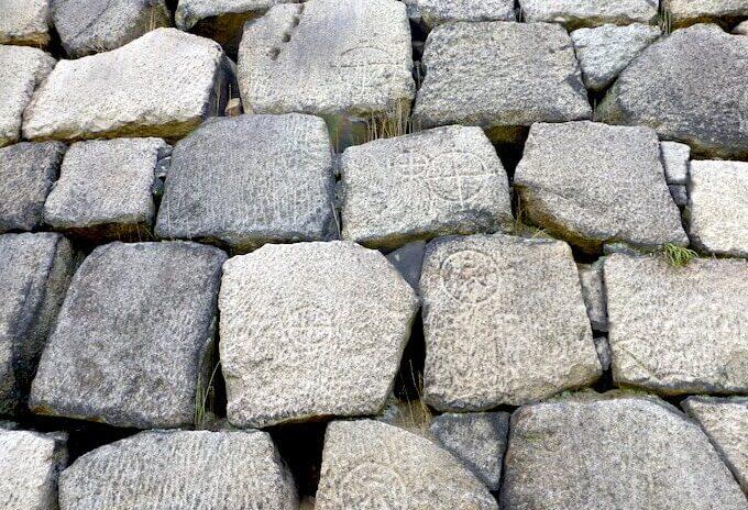 日本の宝! 石垣に隠された匠の技