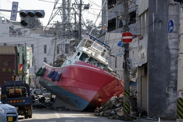 東日本大震災から10年を迎えるにあたり
