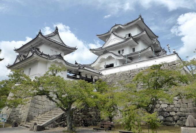 お城の3R活動① リノベーションされた城