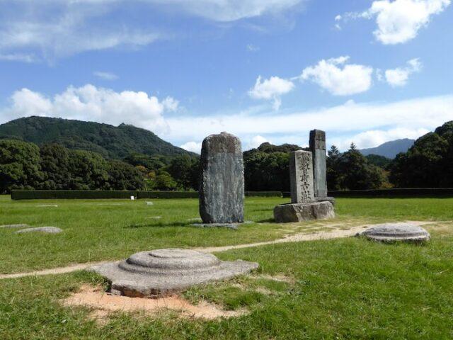 【城の歴史5】飛鳥時代の古代山城