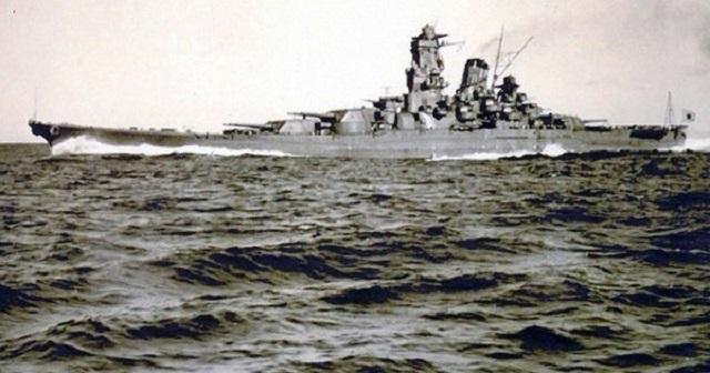 戦艦大和の最期