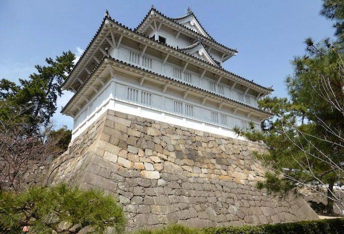 お城の3R活動③ リユースされた城