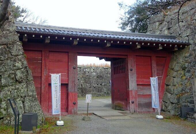 城に残る日本の歴史