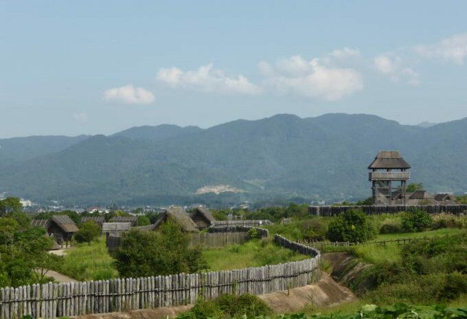 【城の歴史1】弥生時代の環濠集落