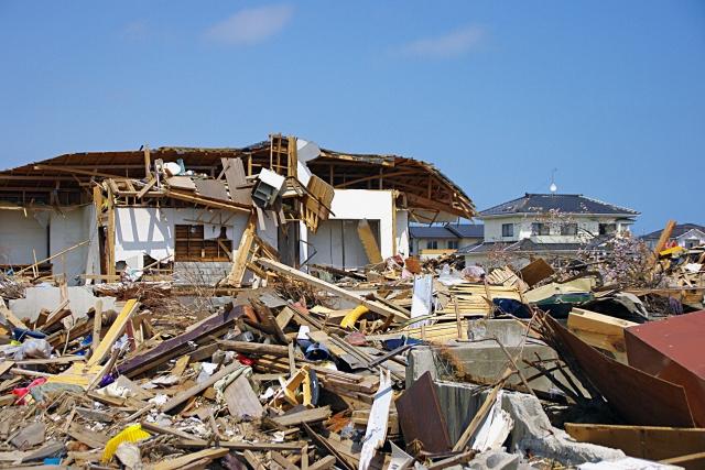 大規模地震から、物流を考える。